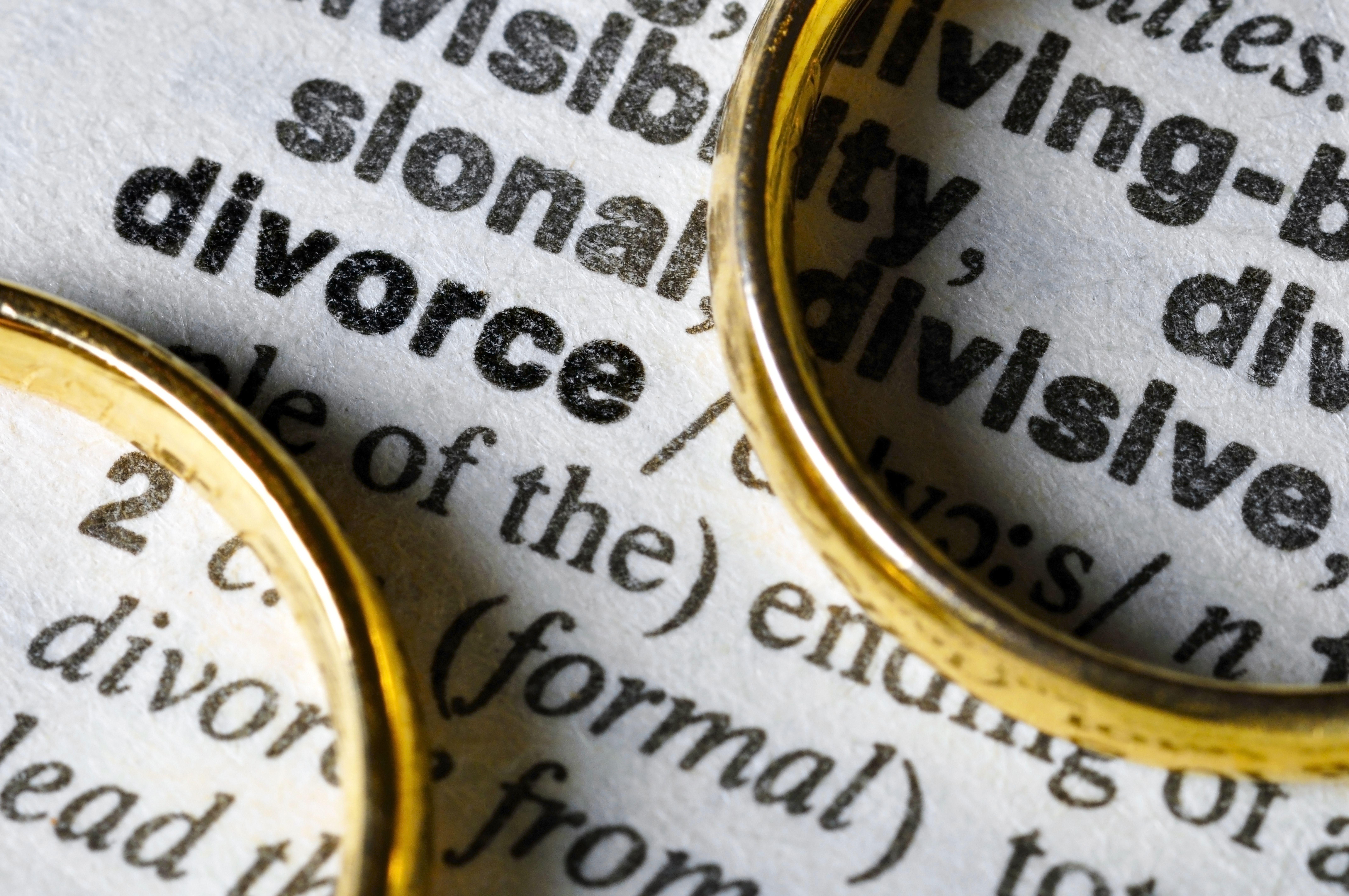 Should You File For Divorce Or Legal Separation